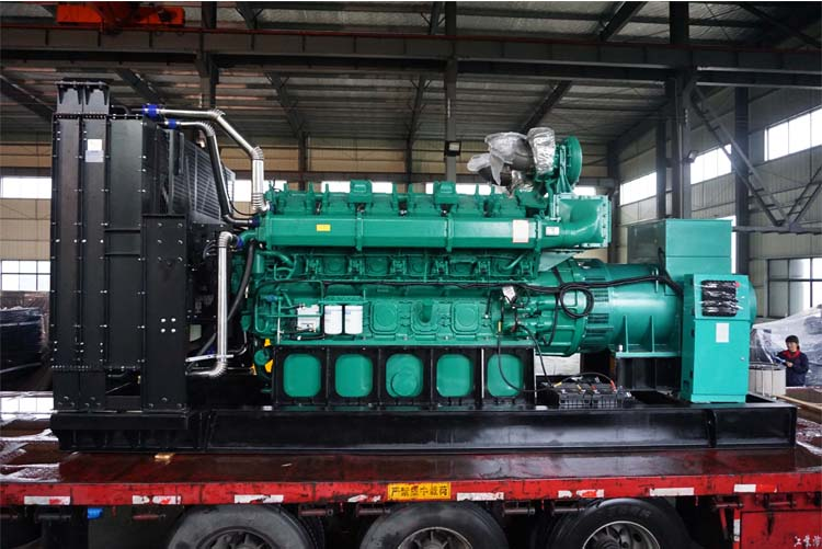1200KW柴油发电机组
